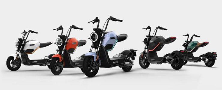 Sunra Miku Max – 🛵 Electric Scooters 2019