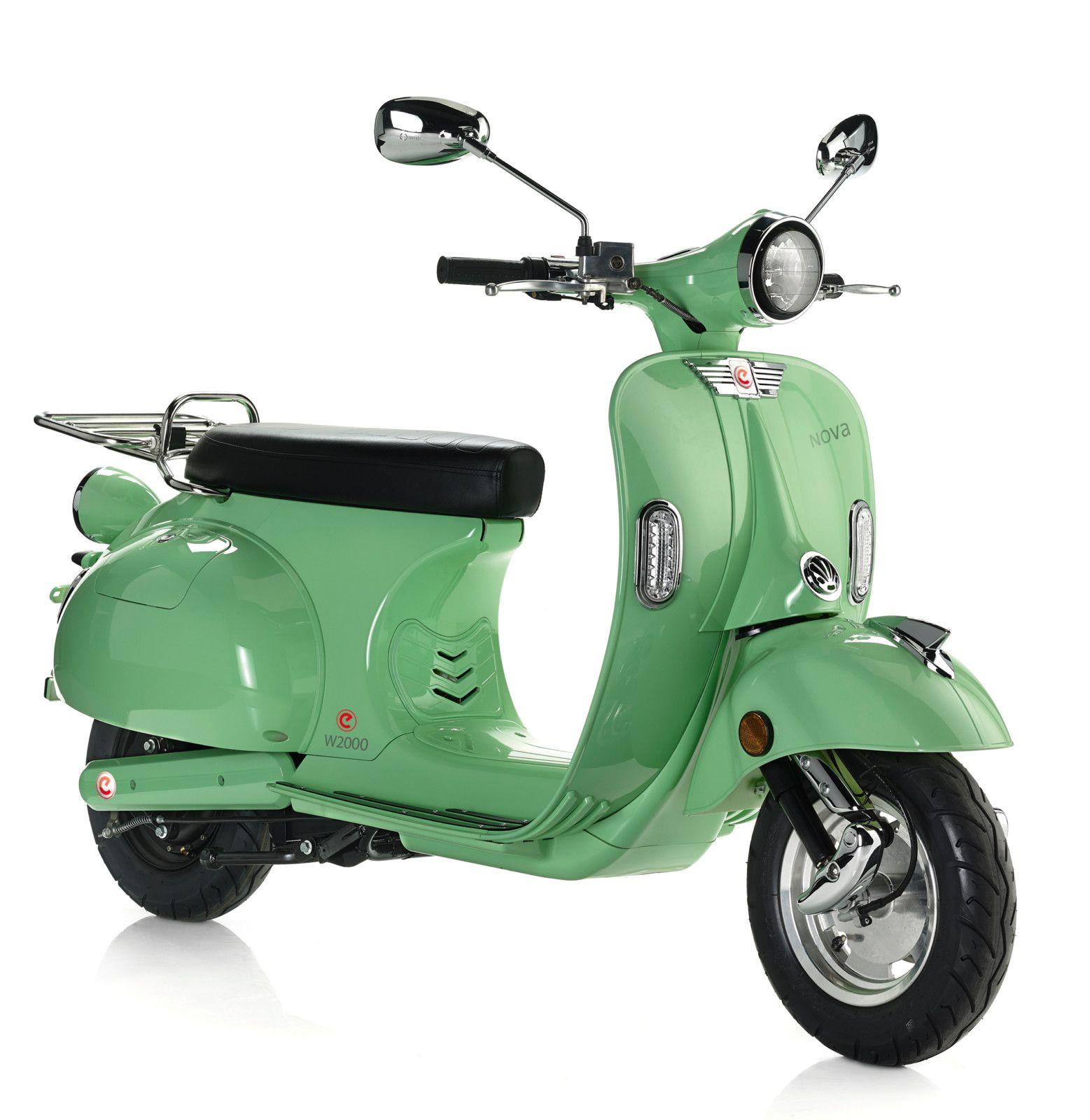 Emco Nova R 2000 – 🛵 Electric Scooters 2020
