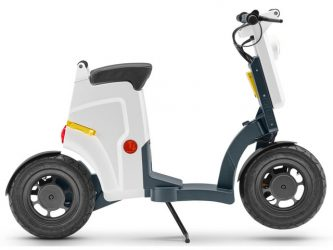 GiGi foldable electric scooter