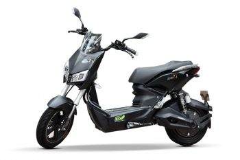 Yadea Z3 electric race scooter