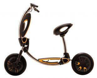 INU foldable electric scooter