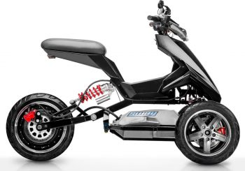 Sway electric scooter Govecs