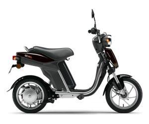 Yamaha EC-03 electric scooter