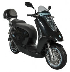 eccity 125+ electric scooter